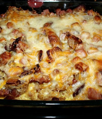 Homemade Potato Breakfast Bake