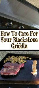 How To Care For Your Blackstone Griddle!! From assebmling, to seasoning, and cooking the Blackstone Griddle is easy to use and the food taste amazing!