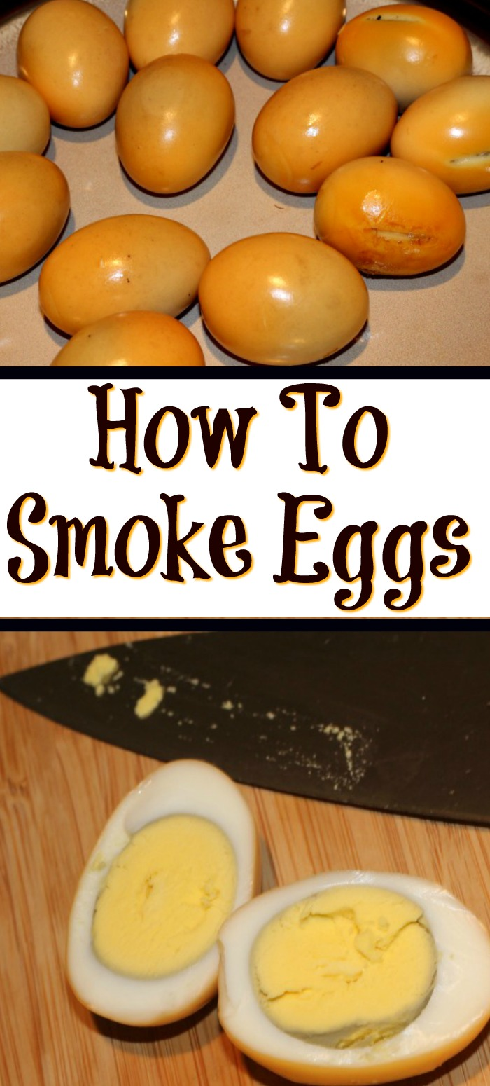 If you don't know How To Make Smoked Eggs it really is easy to do! Just a little bit of time in the smoker to take your hard-boiled eggs to the next level!