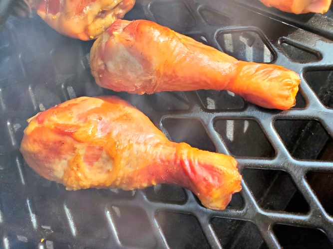Coca Cola Chicken Legs Recipe is perfect for any weeknight dinner to grill up or smoke! Use a Coca Cola Brine to add more flavor to the chicken.