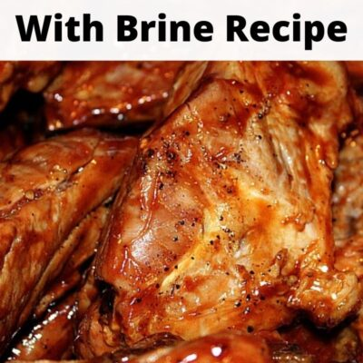 These Smoked BBQ Ribs are perfect for just because, tailgating, or get together with family or friends! Full of flavor and tender they will be a hit!