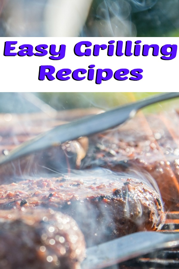 These Easy Grilling Recipes To Try Out are perfect for any weekend or weeknight bbq! I love to use my grill year round and easy recipes make things easier!