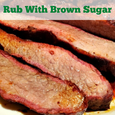 Smoked Brisket Rub Recipe With Brown Sugar