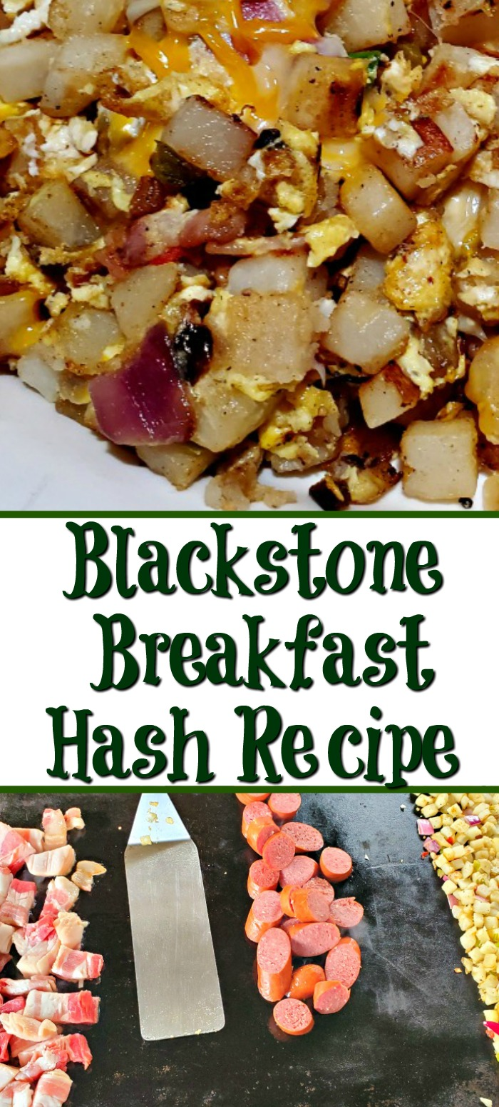 Easy Blackstone Breakfast Hash Recipe