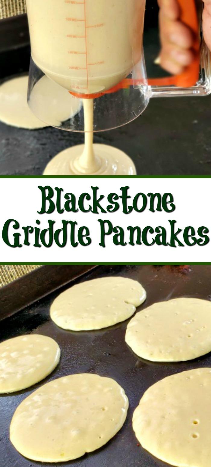 Blackstone Griddle Pancakes Recipes