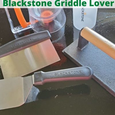 Perfect Gifts Ideas For Any Blackstone Griddle Lover! With Fathers Day around the corner and warmer weather, these are the perfect gift idea for backyard cooking!