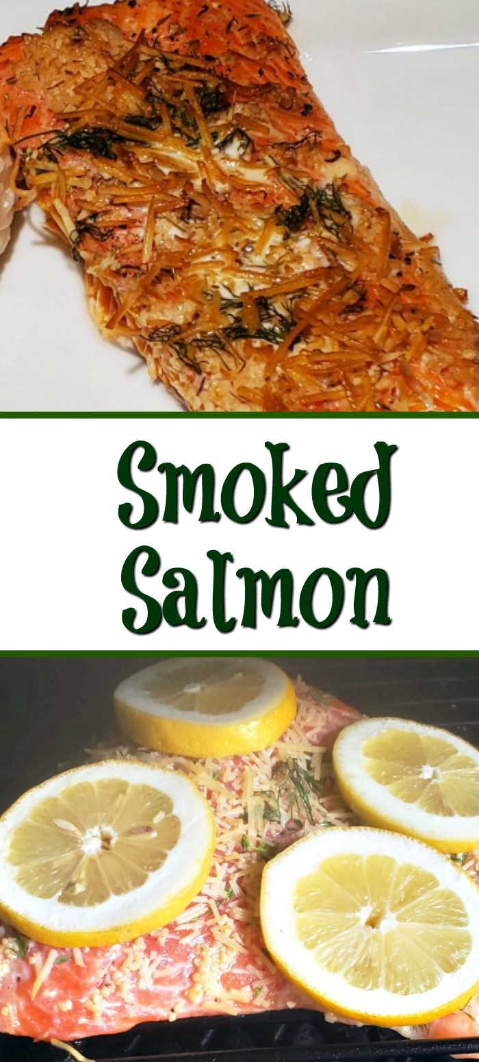 This Smoked Salmon Recipe is perfect to make on your Pitboss Pellet Grill!! The cold smoke adds flavor and then adds more as it cooks low and slow!