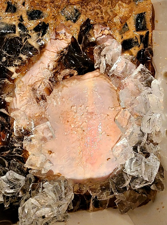 Smoked Coca Cola Turkey Brine Recipe! This sweet brine paired with a Jack Daniels Injection and Butter injection makes for an amazing holiday turkey! Doing the turkey this way and cooking low and slow means the turkey won't be dry but full of flavor!