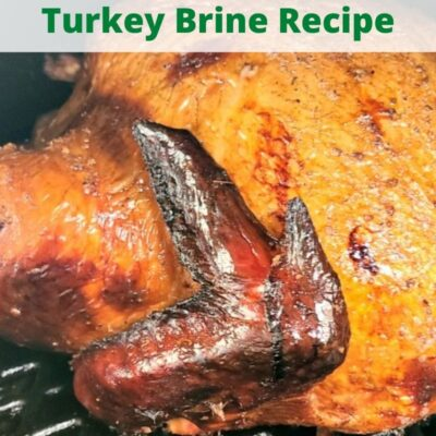 Jack Daniels Turkey Brine Recipe is perfect for a holiday dinner or a special occasion turkey dinner! Using a butter injection together is amazing.