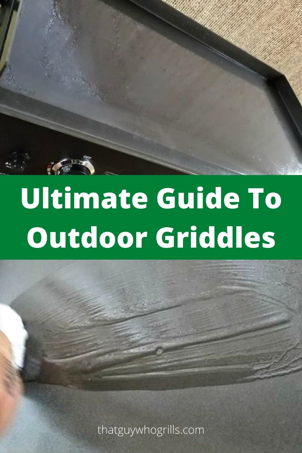 Ultimate Guide To Outdoor Griddles is the perfect way to get started with an outdoor griddle. Easy to care for and amazing food to eat as well.